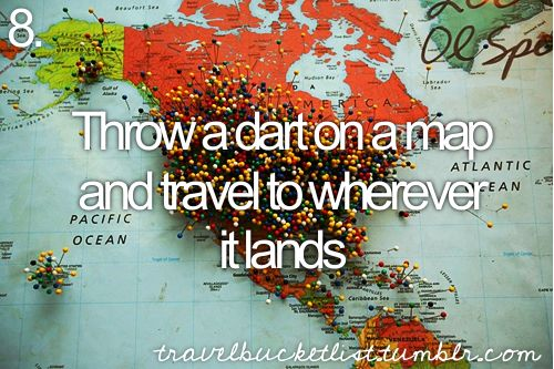 Talking about travel right now... love this.