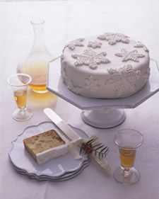 Christmas Cake - I have made this twice.  Still looking for that perfect Christmas Cake, but this is pretty good.