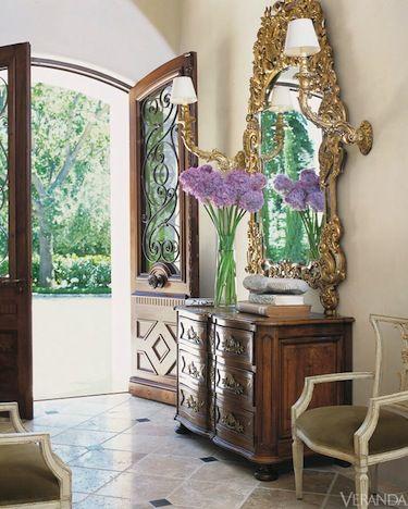 Ginny Magher in Provence - Veranda