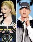 "Kelly Clarkson covers Eminem ""Lose Yourself"""
