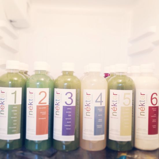 nekter juice cleanse {such a great way to detox + one of our favorites here at the laurenconrad.com headquarters}
