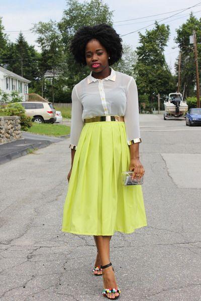 Gorgeous handmade skirt