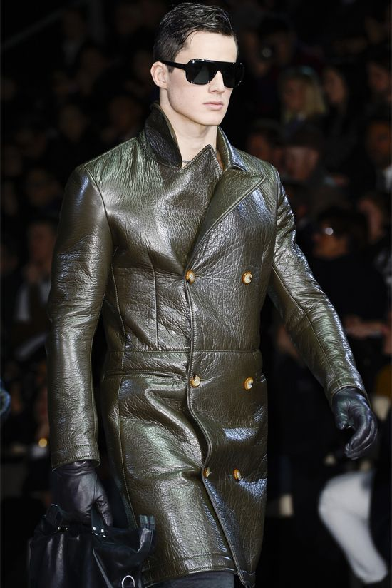 Emporio Armani - Men Fashion Fall Winter 2013-14
