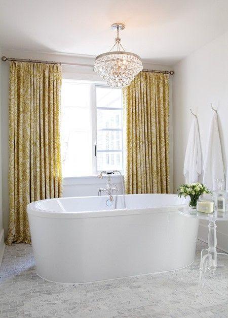 a bubble bath in that sounds divine.