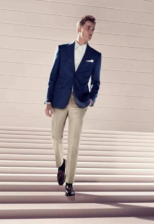 Daks Spring Summer 2013 #Fashion #Style #Men