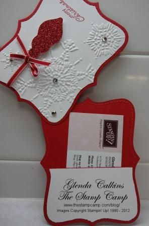 Gift Card Holder...love this!!