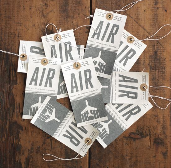 Two Arms Luggage tags 4