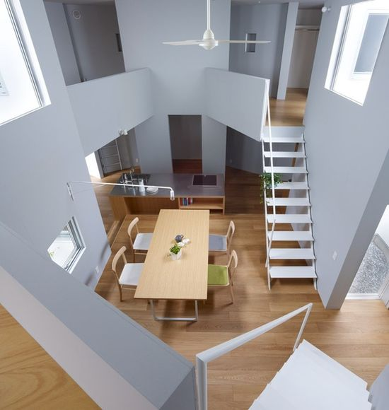 Dining Room House By Suppose Design Office