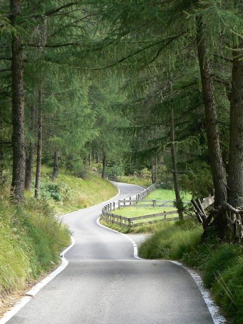 long and winding road...