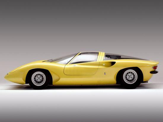 Alfa Romeo Tipo 33 Concept