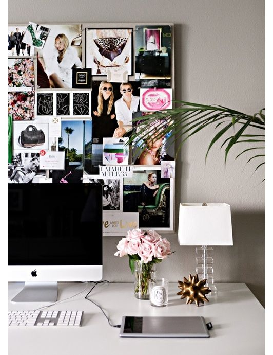office at home idea - Home and Garden Design Idea's