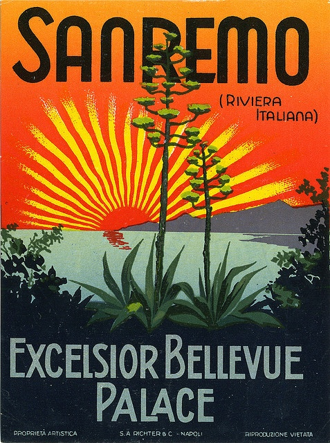 San Remo - Excelsior Bellevue Palace