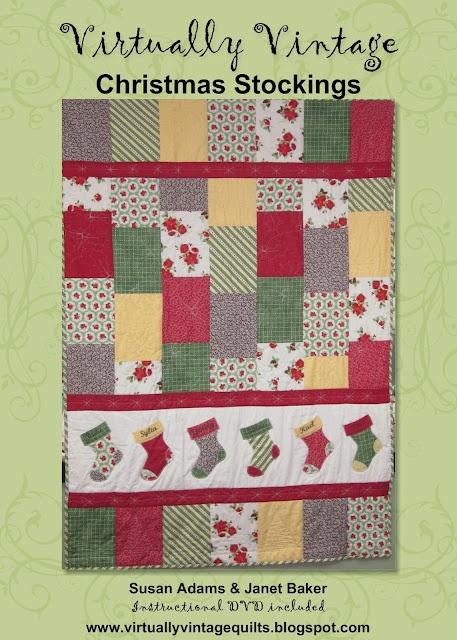 Christmas Stocking Blanket