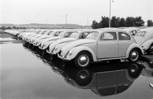 Is this Volkswagen heaven?