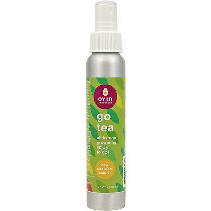 Oyin Handmade Go Tea Grooming Spray - CurlMart