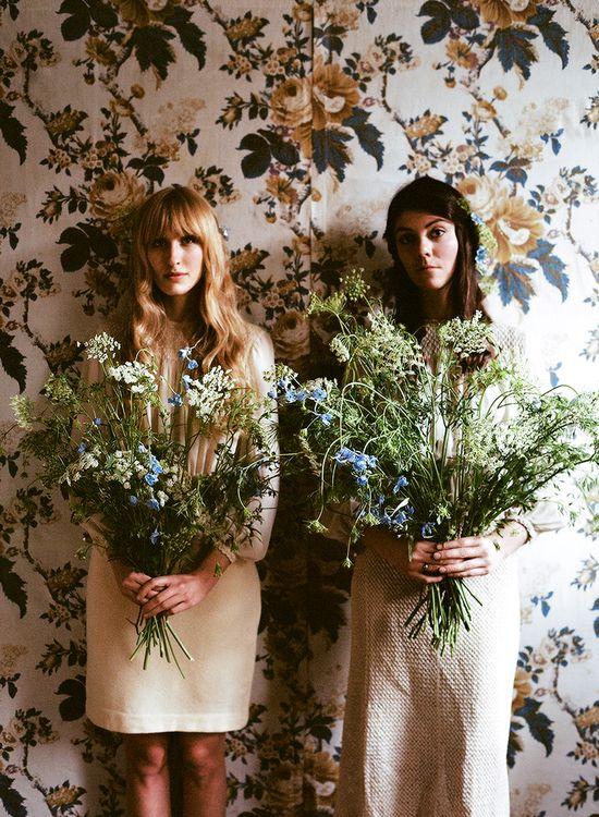 With Kinfolk - Winter Flowers