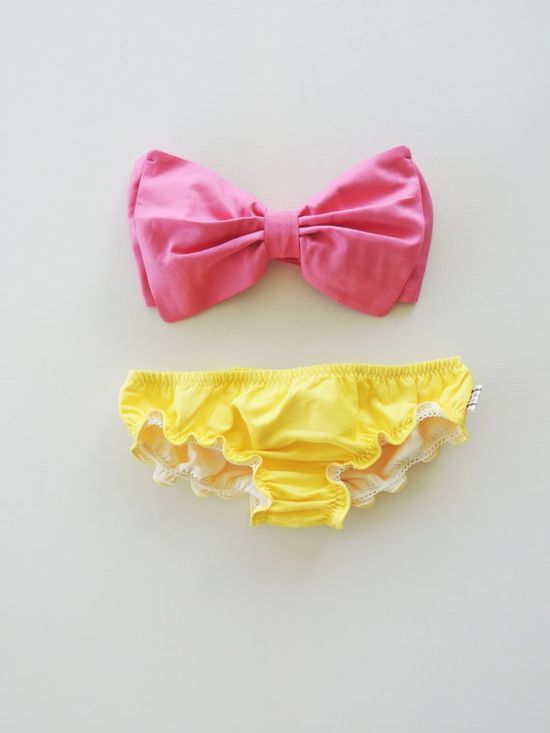 bows & #my summer clothes