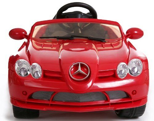 Mercedes Benz Ride-On Sports Car