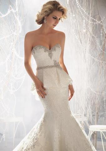 gorgeous wedding dress www.brayola.com
