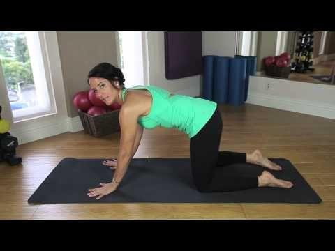 Pelvic Rotation Exercises : The Body Melt