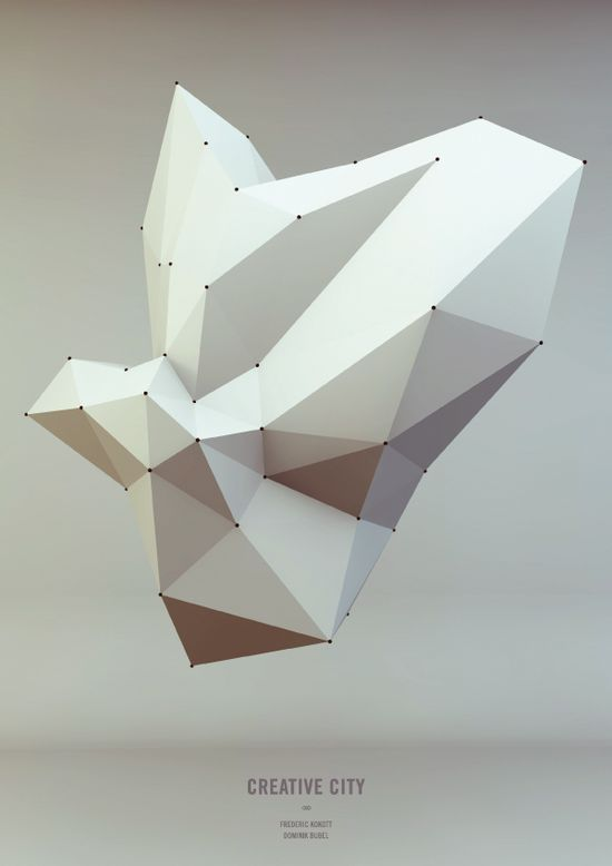 Abstraction design in 3D