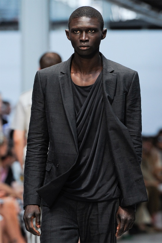 Costume National - Moda Uomo Primavera Estate 2013 - Vogue.it