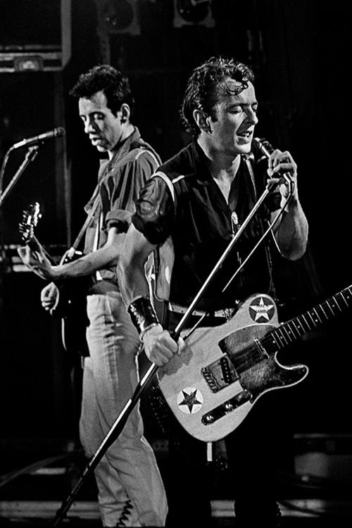 The Clash, by Peter Hankfield.