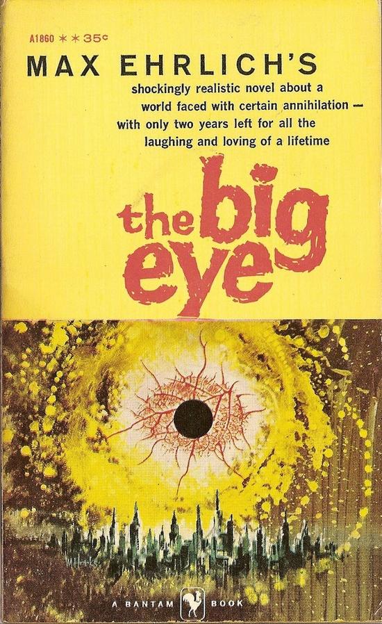 The Big Eye, book cover
