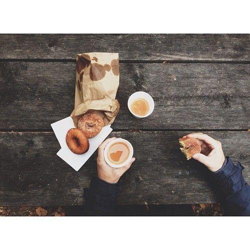 autumnal snack.
