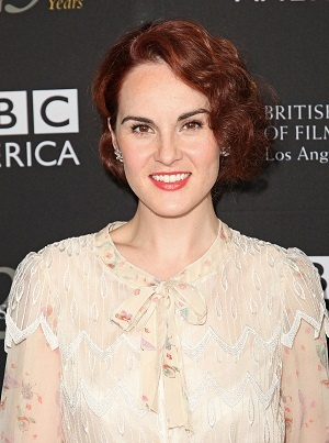 Season 3 Of Downton Abbey and the lovely Lady Mary