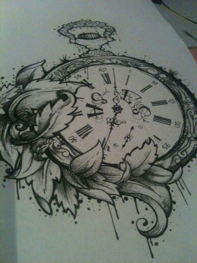 like the leaves around it, but not the clock