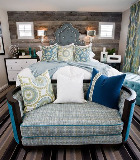 turquoise teal home interior decor