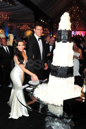 It may have ended in a split, but Kim Kardashian and Kris Humphries's lavish Montecito wedding was one of the year's biggest events.