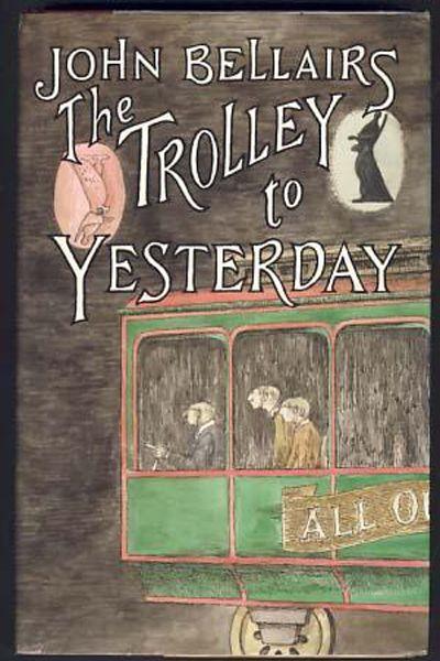 Gorey Book Cover