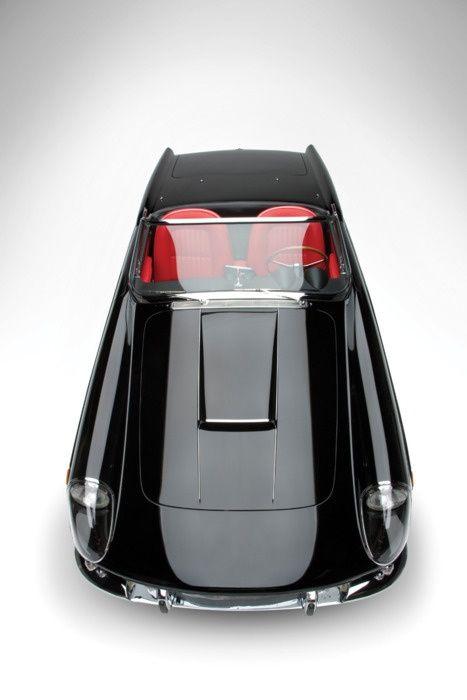 1962 Ferrari 400 Superamerica Cabriolet Pininfarina #customized cars #ferrari vs lamborghini #luxury sports cars