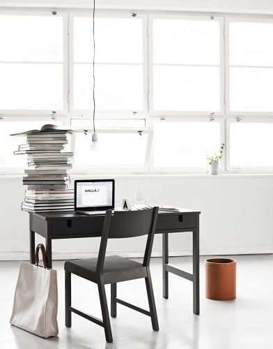 #design #interior design #home decor #office spaces #workspaces #white #style #styling #windows #architecture