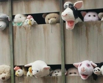 Wailing Stuffed Animals Call Attention To Harmful Meat Practices [Video]