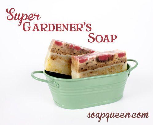 Handmade Soap for the Gardener