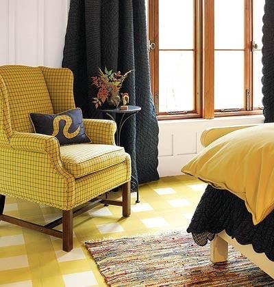 Painted Floors Design