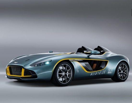 Aston Martin CC100 #celebritys sport cars #sport cars #luxury sports cars #ferrari vs lamborghini #customized cars
