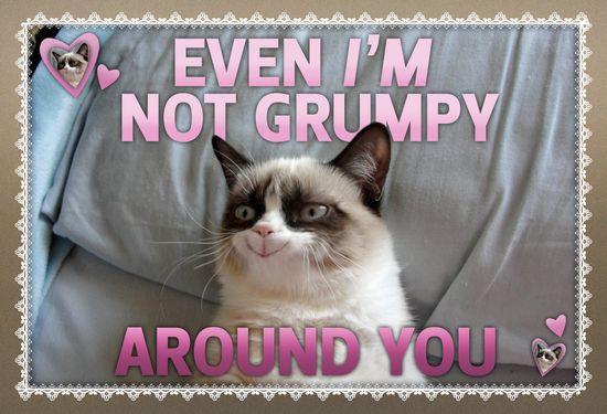 Not So Grumpy At All