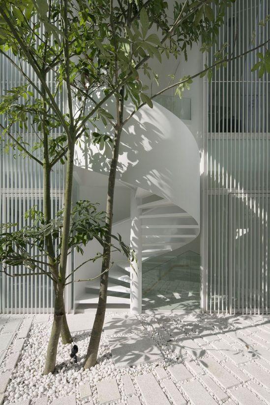 The Park House / Formwerkz Architects