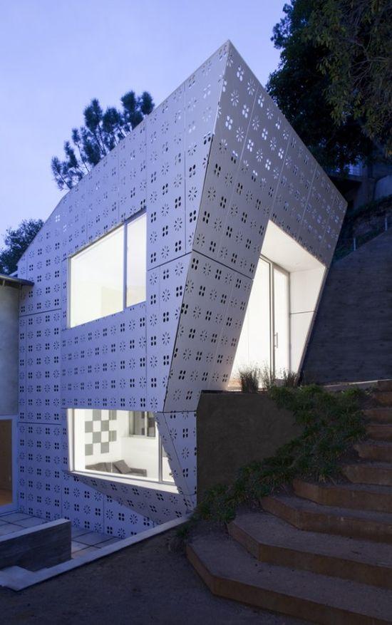 Diamond House / XTEN Architecture Diamondhouse_PrimaryNight – ArchDaily