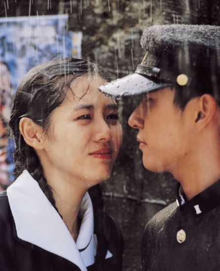 "A korean movie called ""The Classic"". My most favourite movie. Gets me every time."