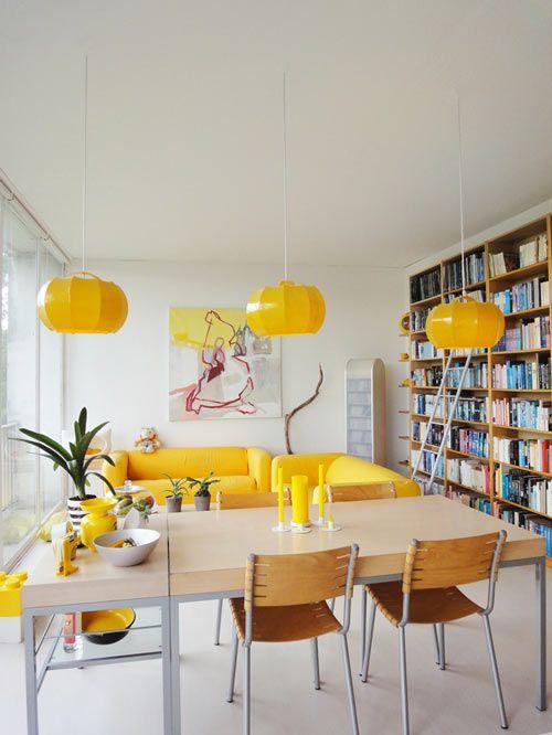 yellow! @Design*Sponge