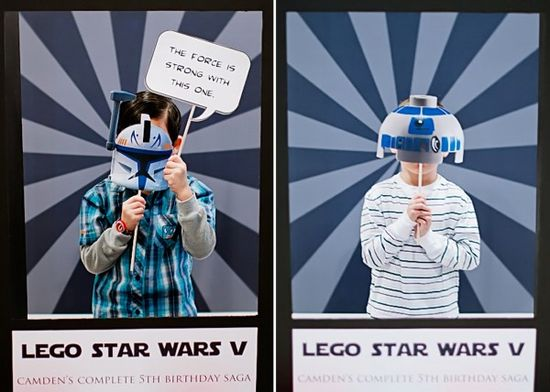 Add some comic geek cred to your photo booth