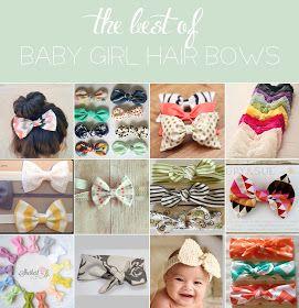 Carissa Miss: baby girl accessories round up