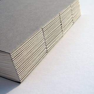 Handmade journal by Sarah Mitchell