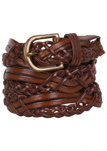 Bonded Braid Belt