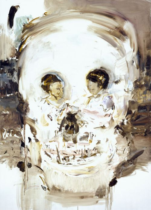 Cecily Brown.